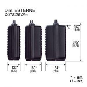 תיק פלסטיק מעוצב 170/60H184
